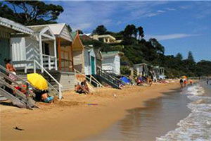 Portsea Beach, Mornington Peninsula, Melbourne, 2006